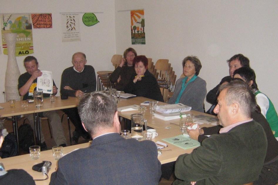 November 2008, Graz