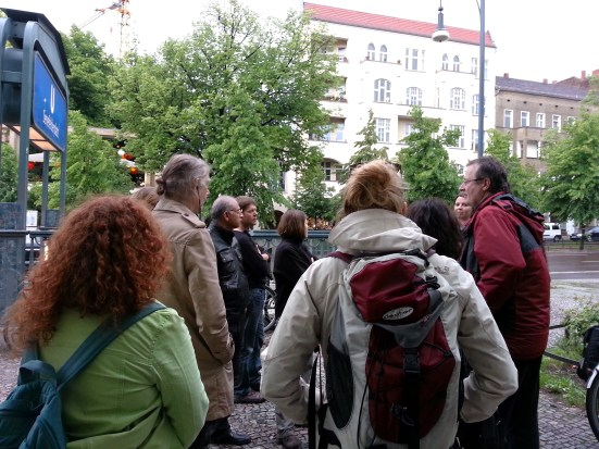 8thGBCmeetingBerlin31may2013_ExcursionPrenzlauerBerg_2