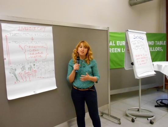 11CERT24oktober2015_80_VisionLebenswerteStadt_ArbeitsgruppenberichtZaklinaZivkovic